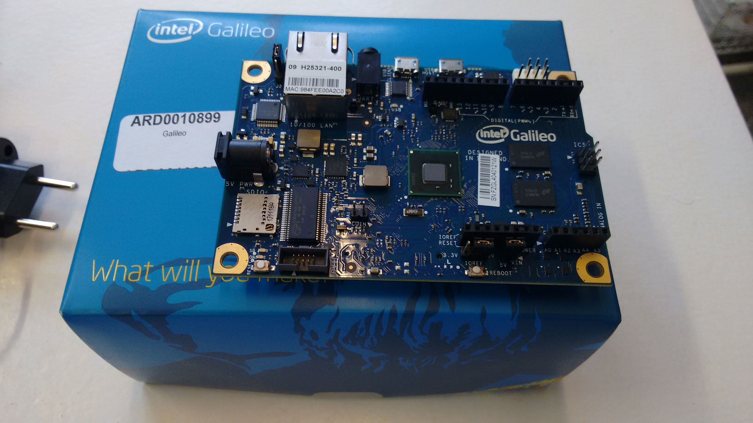 Intel Galileo 2 – DEV-1309