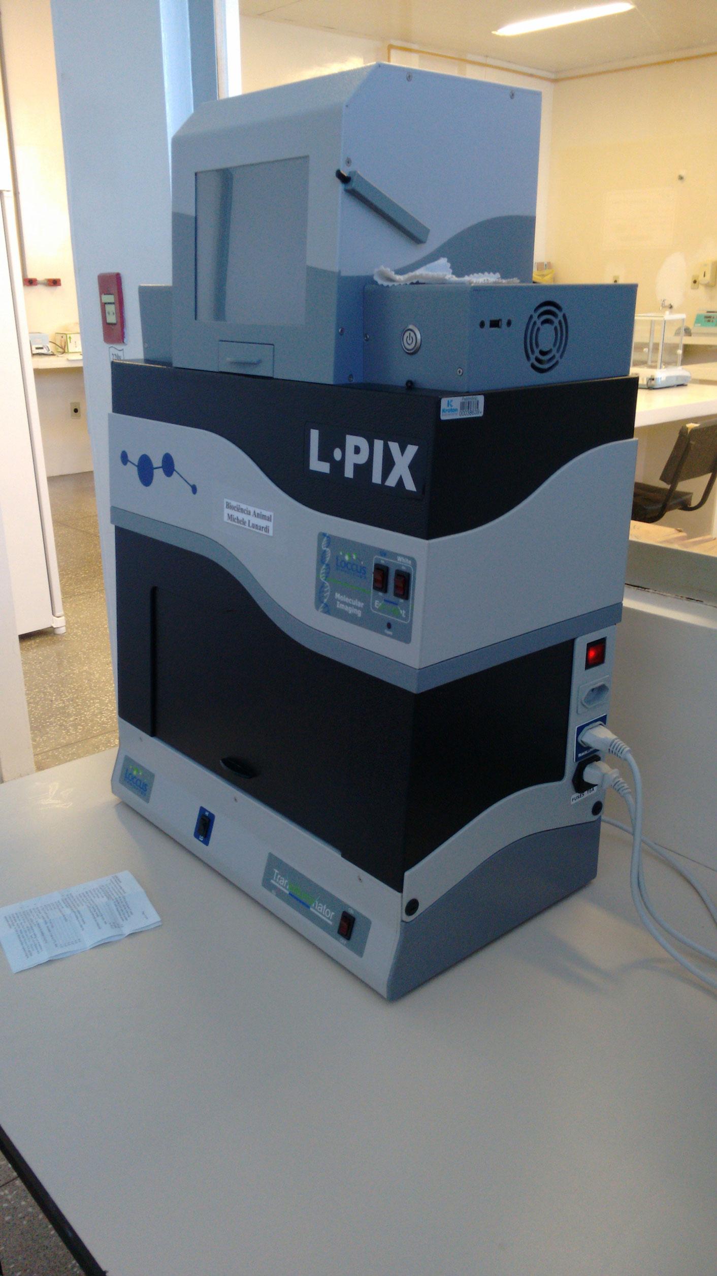 Sistema de fotodocumentação de géi