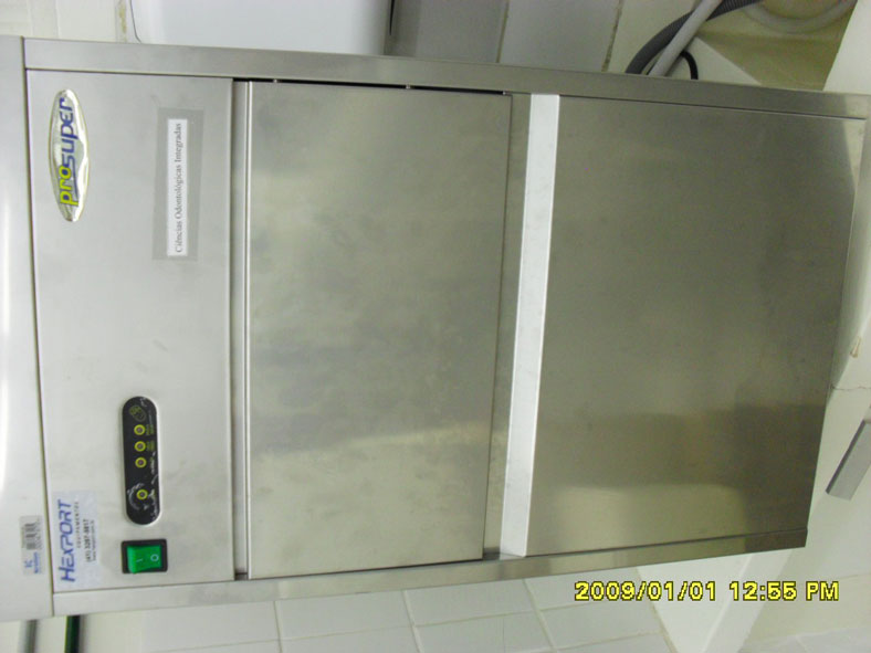 Maquina de gelo (pro-super