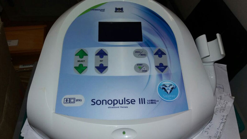 Ultrassom Digital para Fisioterapia, Ortopedia, Estética e Dermatologi